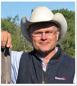 Bruce Holmquist, General Manager, Canadian Simmental Association